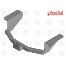 Фаркоп на Acura MDX (2014 - 2020) торцевой VasTol